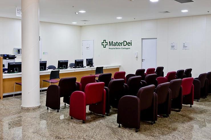 Hospital Mater Dei Betim-Contagem