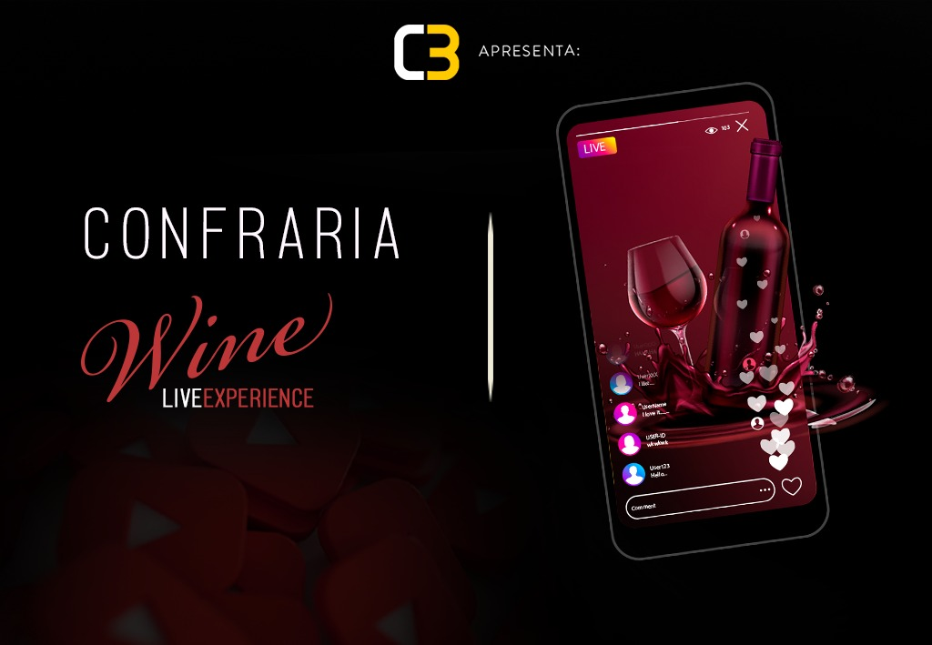 Confraria Wine Live Experience