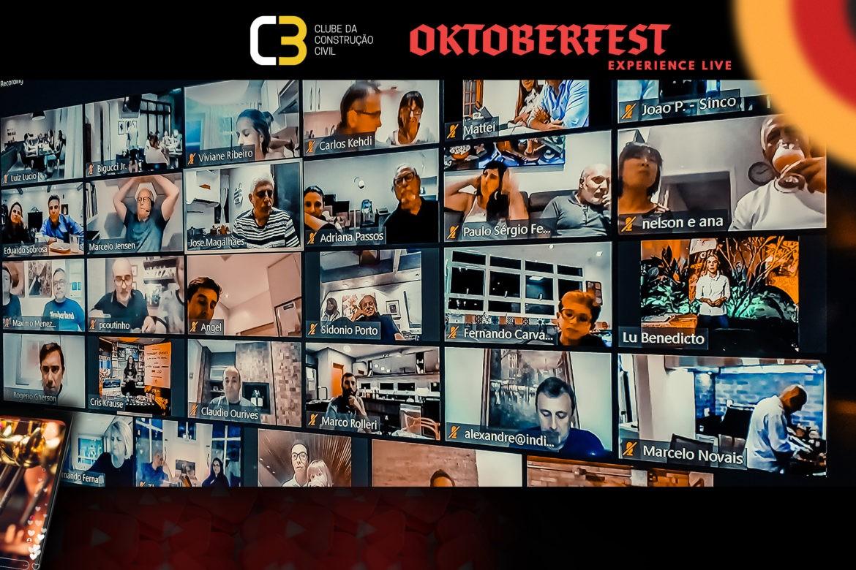 1° OKTOBERFEST EXPERIENCE LIVE
