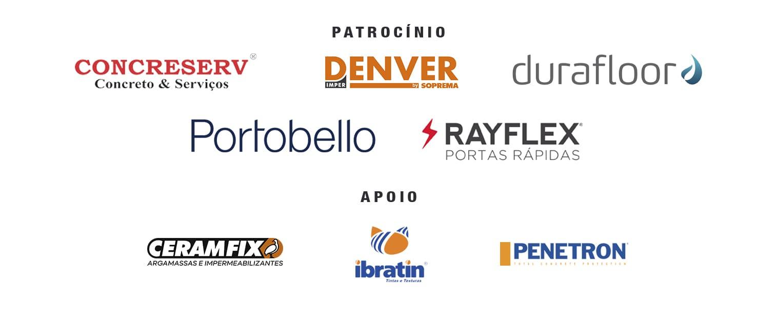 Patrocinadores e Apoiadores do C3